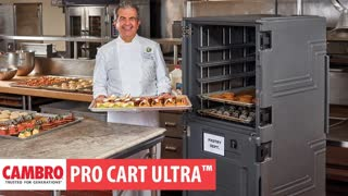 Pro Cart Ultra: Hot and Cold All In One Cart<span class=