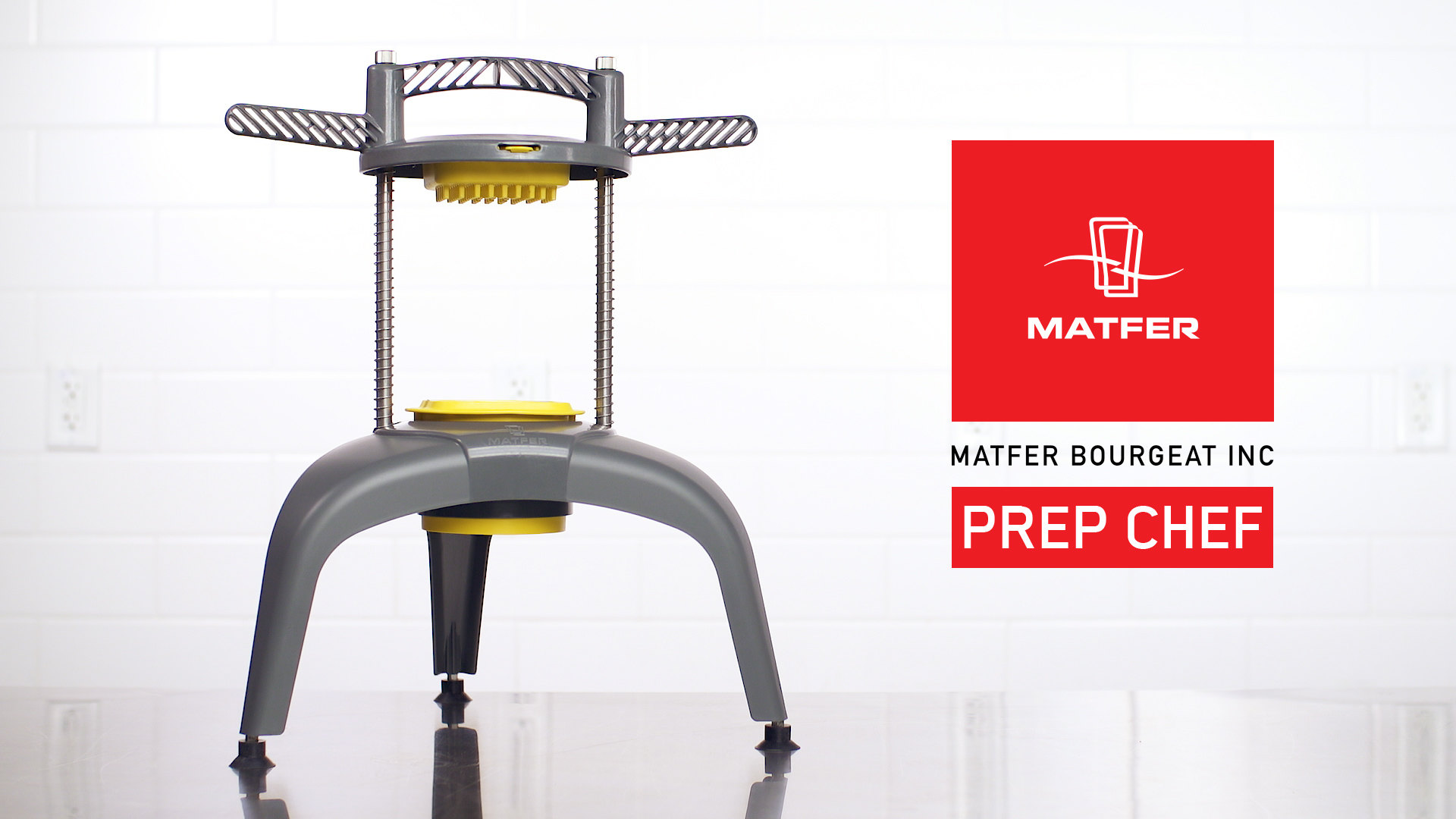 Matfer's Prep Chef: A food prep tool that every kitchen operation should have