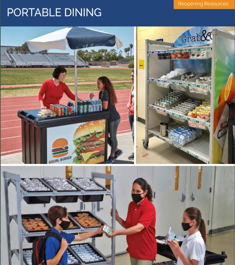 School food service solutions