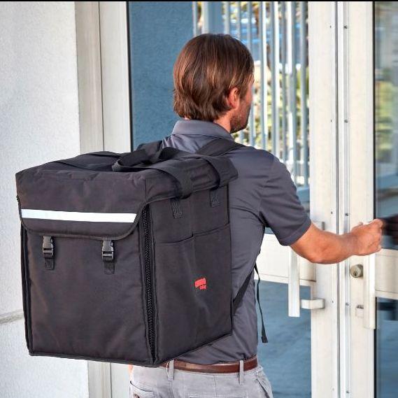 Delivery backpacks
