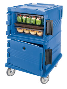photo of food cart for schools
