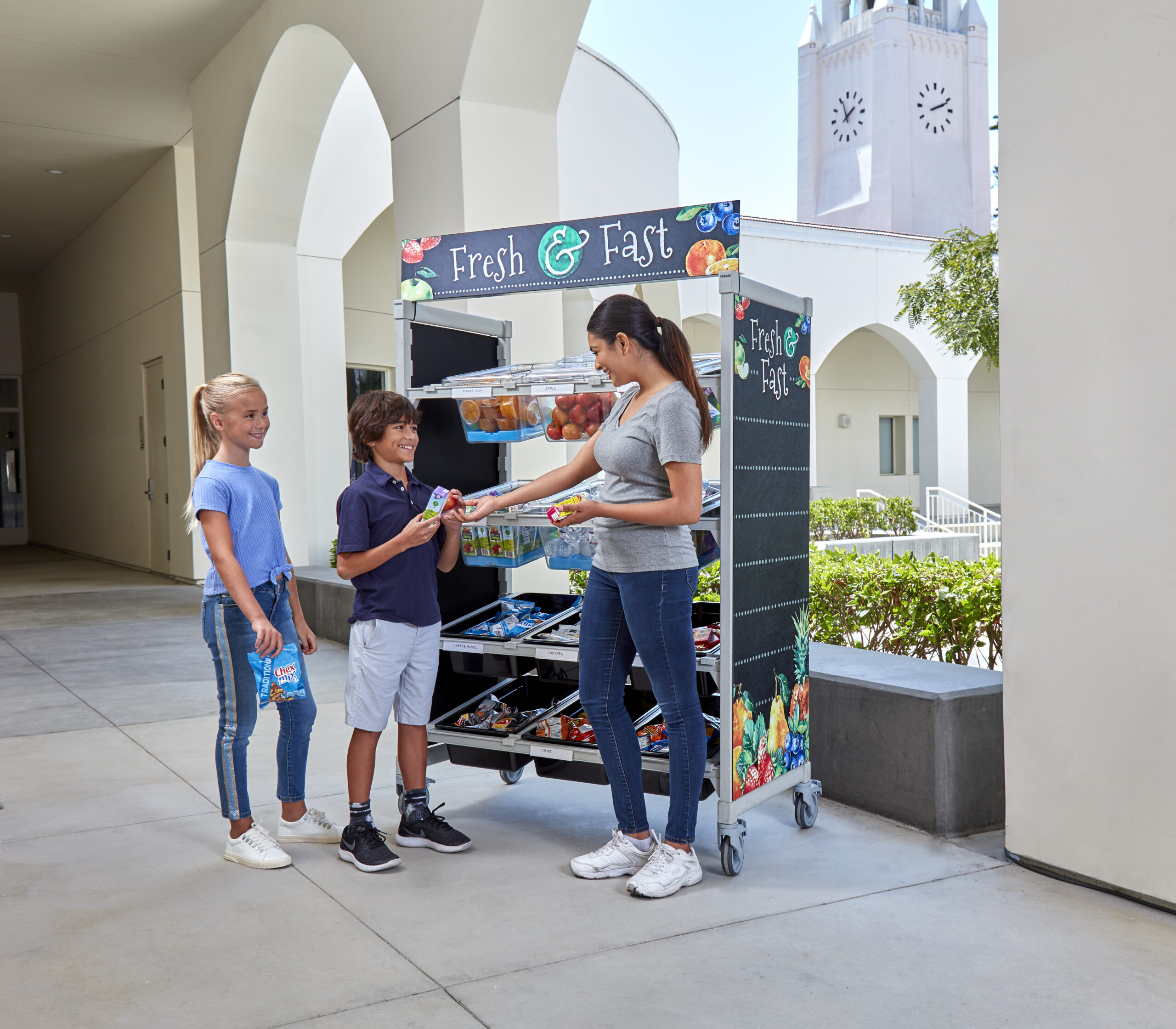 K-12 Food Service Solutions for 2021