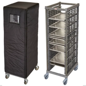 food service pan rack